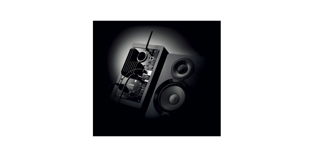 yamaha nx n500 negro altavoz autoamplificado stereo