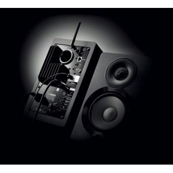 Yamaha NXN500 BK Altavoz Wifi Bluetooth