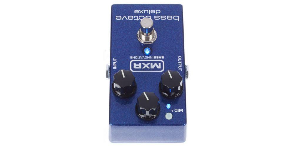 dunlop mxr m288 bass octave deluxe back