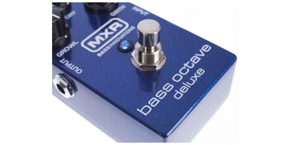 dunlop mxr m288 bass octave deluxe push