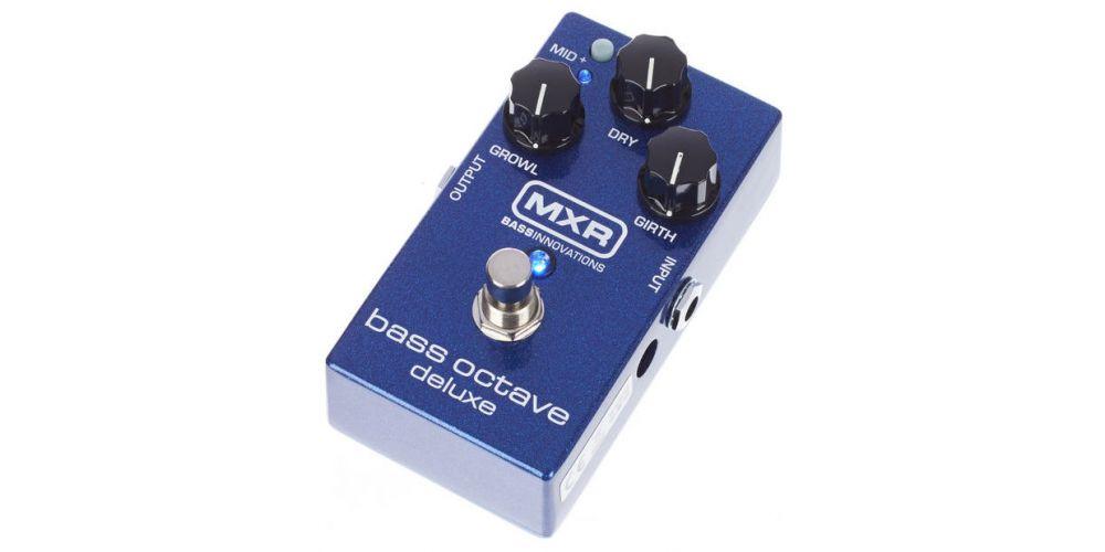 dunlop mxr m288 bass octave deluxe