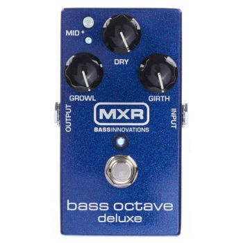MXR M288 Bass Octave Deluxe Pedal Efectos
