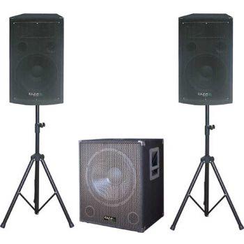 Ibiza Sound Cube 1812 SIstema PA