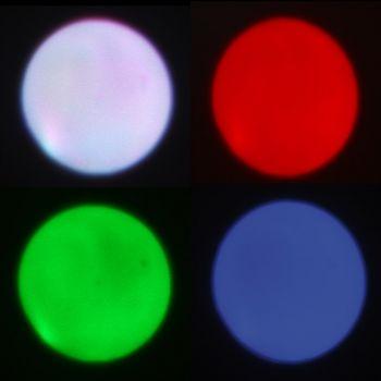 Ibiza Light Led Spot 10W Efecto