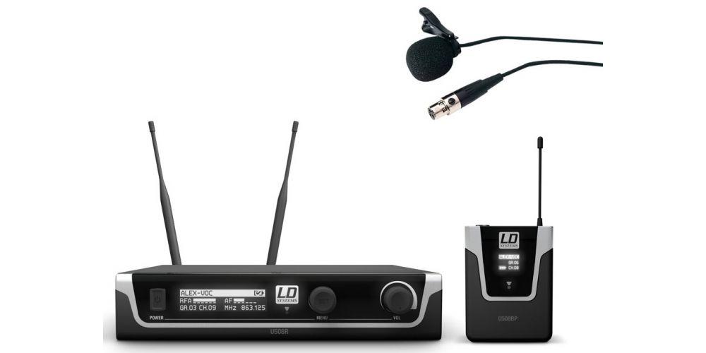 comprar microfono LDsystems U508BPL