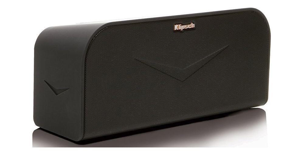 klipsch kmc1 black negro altavoz bluetooth