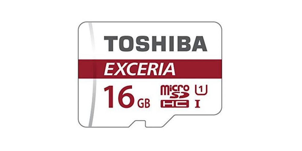 toshiba micro sd 16gb clase 10