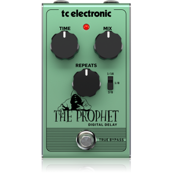 TC Electronic Prophet Digital Delay Pedal de Efectos