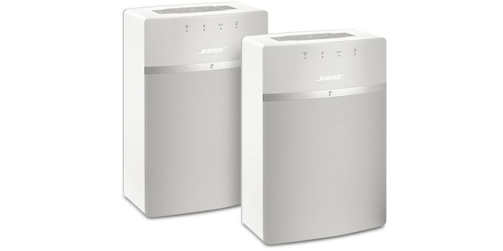 bose soundtouch 10 twin pack blanco