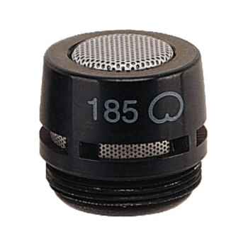 SHURE R185B Capsula Microflex condensador cardioide. Negra.