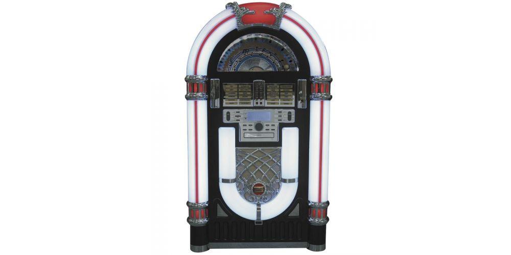 lauson cl130 jukebox con vinilo grabador