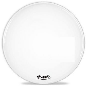 Evans 16 MX1 Parche Smooth White