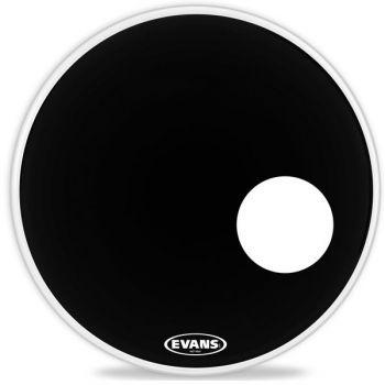 Evans 24 Onyx Resonante Parche de Bombo BD24RONX
