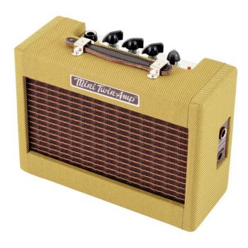 Fender Mini 57 Twin-Amp Tweed Amplificador