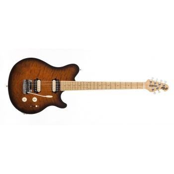 Musicman Axis SuperSport Vintage Tobbacco Burst