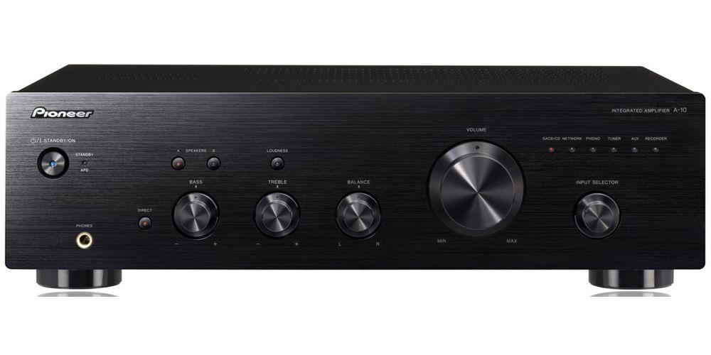pioneer a10k amplificador