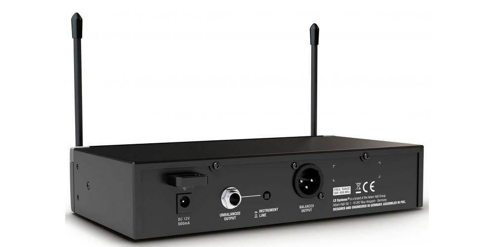 microfono LD Systems U305 HHD
