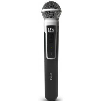 LD Systems U305 HHD Sistema inalámbrico con Micrófono de Mano dinámico