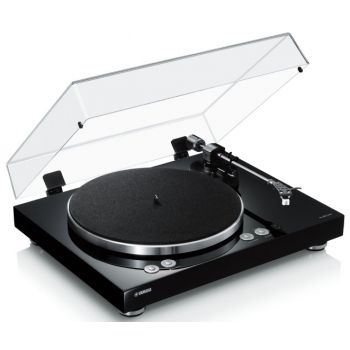 Yamaha MUSICCAST VINYL 500 Black Giradiscos Wifi, Bluetooth ( REACONDICIONADO )