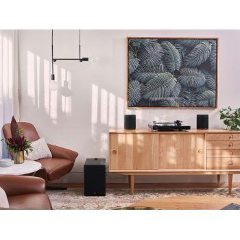 Yamaha MUSICCAST VINYL 500 Black Giradiscos Wifi, Bluetooth