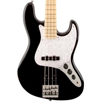 Fender USA Geddy Lee Jazz Bass MN Black