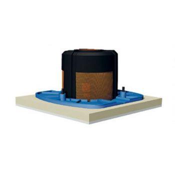 MONITOR AUDIO CFB3 Kit de Adaptacion techo soporte cuadrado  Rejilla Redonda
