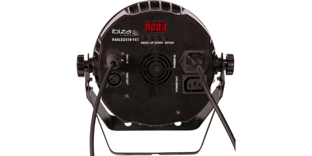 comprar Ibiza Light PAR LED 318 FX1