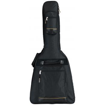 Rockbag Funda Guitarra Eléctrica Semihueca RB20607B/Plus