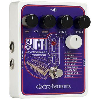 Electro Harmonix SYNTH9 Pedal Efectos