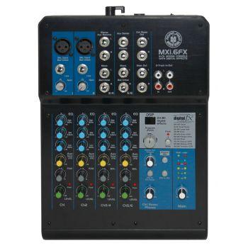 Topp Pro MXI.6FX Mezclador 6 Canales con DSP