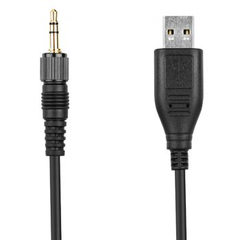 Saramonic USB-CP30. Cable Adaptador Minijack - USB