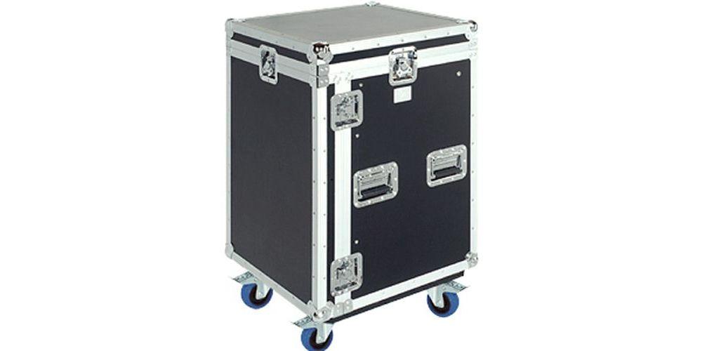 flightcase 19 8 unidades top mesa mezclas VRMIX 8U