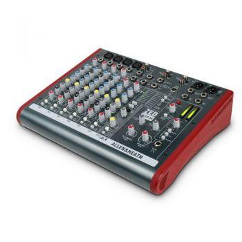 Allen & Heath ZED-10FX Mezclador 4 canales