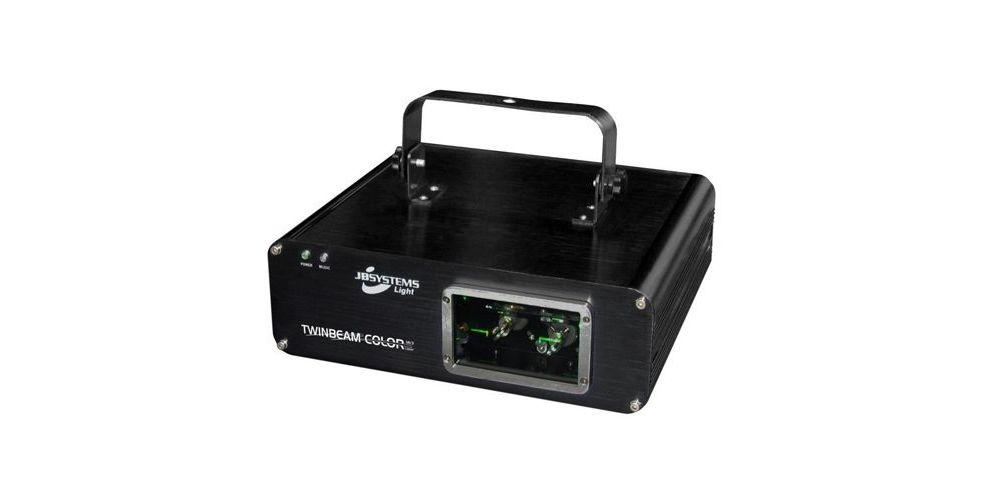 laser twin beam color mk 3 jb system