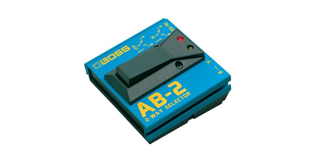 Boss AB 2 Pedal Compacto