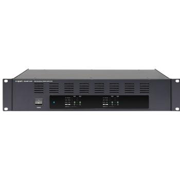 Apart Biamp REVAMP4240T Etapa de potencia digital de 4 canales, 4 x 240W 100V / 4 ohms