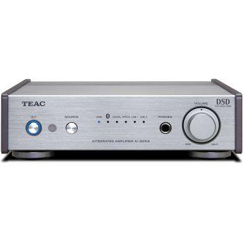 Teac AI-301DA-S  Amplificador Usb Bluetooth 40W Silver