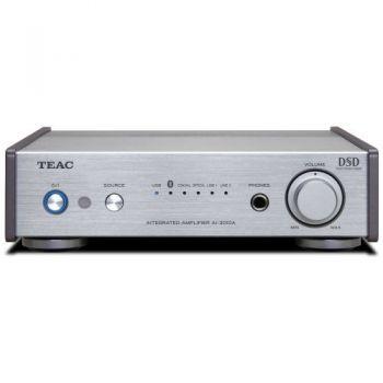 TEAC AI-301DA-S Amplificador Usb Bluetooth 40W Silver, AI301DA S