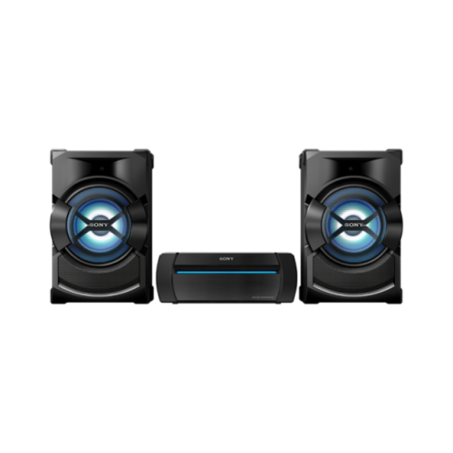 sony shakex1 equipo hifi bluetooth alta potencia