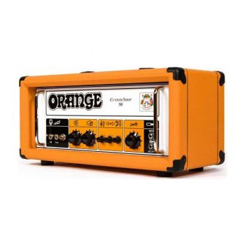 Orange Custom Shop 50 Cabezal
