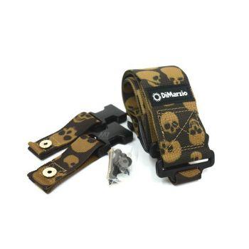 DiMarzio DD2200MGSK Tejido Clip Lock Camuflaje