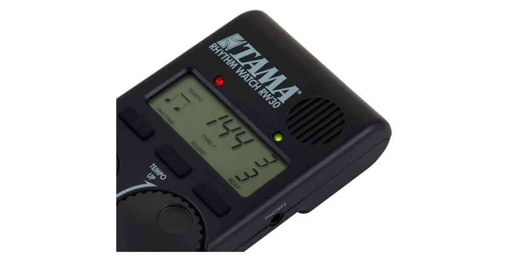 Tama RW30 Rhythm Watch Mini Metrónomo programable