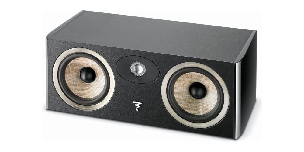 focal Aria CC900 black altavoces