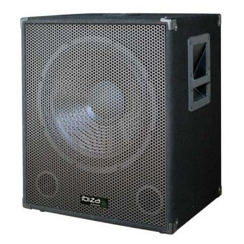 Ibiza Sound Sub 15A Subwoofer Activo ( REACONDICIONADO )