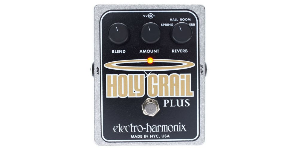 electro harmonix xo holy grail plus 3