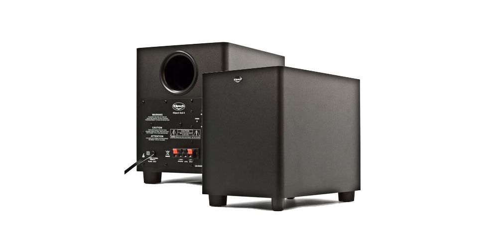 Klipsch HD Theater 300 Home Theater System subwoofer