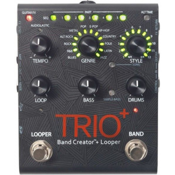 DigiTech Trio Band Plus Pedal de efectos