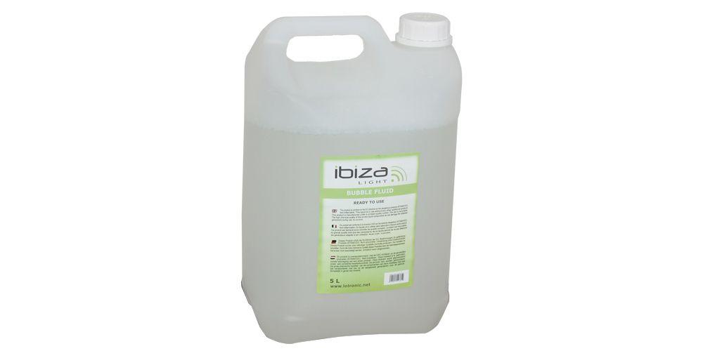 Ibiza Light Bubble 5L Liquido de burbujas