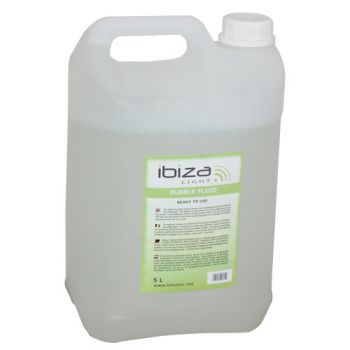 Ibiza Light Bubble 5L Liquido de burbujas