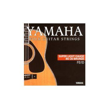 Yamaha FP10 Cuerdas Guitarra Acústica